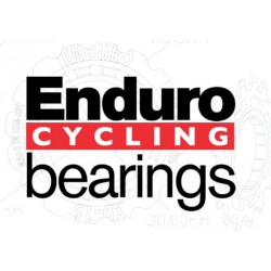 Enduro Bearings 6802 2RS 15 x 24 x 5