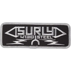 Surly Steel Trucker Patch