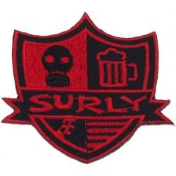 "Surly Stripes Patch 2.5"""