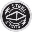 """Surly Steel Patch 1.9"""""""