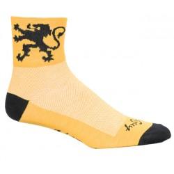 SockGuy Lion of Flanders Sock