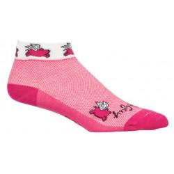 SockGuy Flying Pigs Sock SM/MD