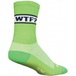 SockGuy WTF? 6 Crew Sock