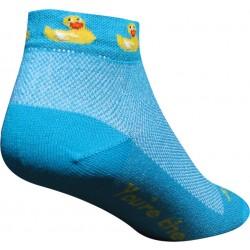 SockGuy Women's Rubber Ducky Sock SM/MD