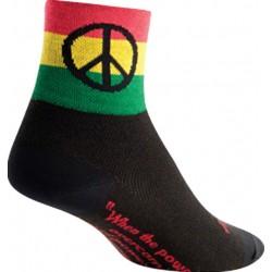 SockGuy Peace 3 Sock
