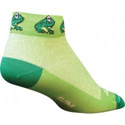 SockGuy Women's Froggy Sock SM/MD