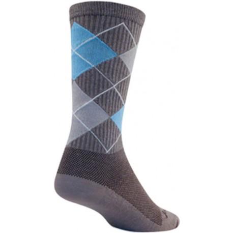 SockGuy Stay Classy 6 Crew Sock
