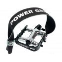Power Grips High Performance Pedal and Strap Kit