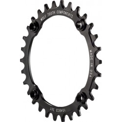Wolf Tooth Drop-Stop Chainring 104bcd