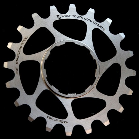 Wolf Tooth Components SS Steel Cog