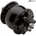 SON 28 disc 6-hole Dynamo Hub