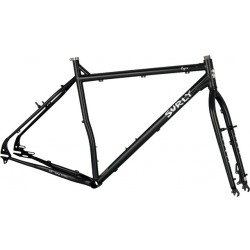 Surly Ogre Frameset - Black