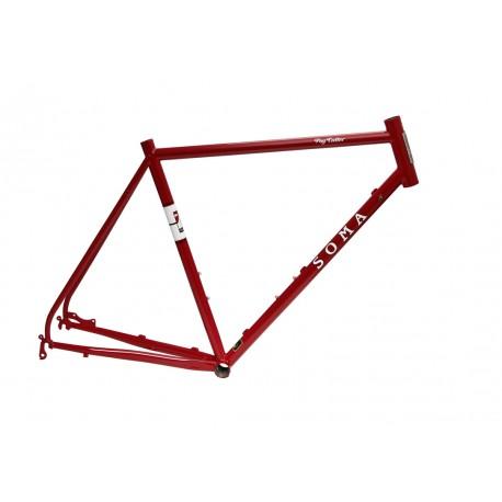 Soma 2017 Fog Cutter Frame -Red