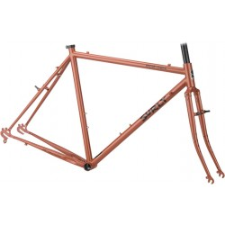 Surly Cross Check Frameset - Mule Mug Orange
