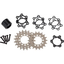 Problem Solvers Zinger Singlespeed Conversion Kit (For XD)