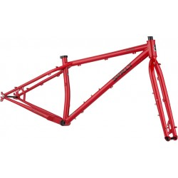 Surly Krampus Frameset  - Andy's Apple Red