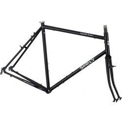 Surly Long Haul Trucker Framseset - 700C - Black