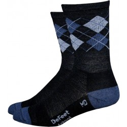 DeFeet Wooleator HiTop Argyle