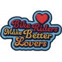 All-City Bikers Make Better Lovers Patch