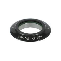 Chris King Bearing Cap InSet, GripLock, 1 1/8, black Für InSet I1, I2, I3, I7, I8