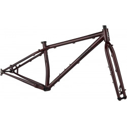 Surly Krampus Frameset - Pickled Beet Red