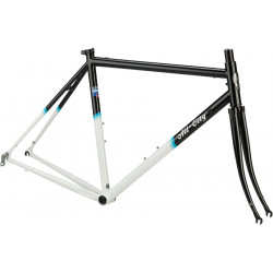 All-City Mr. Pink ZONA Frameset Black/Blue
