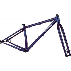 Surly Krampus Frameset - Bruised Ego Purple