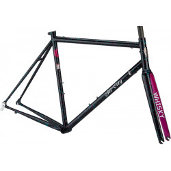 All-City Mr Pink Frameset - 10th Anniversary