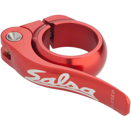 Salsa Flip-Lock Sattelklemme, 28.6, black