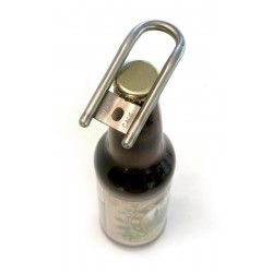 King Cage Bottle Opener