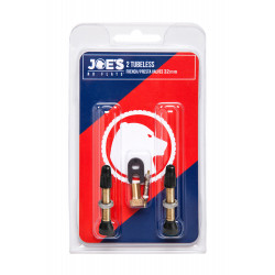 Joe's No Flats Valve 32mm (set)