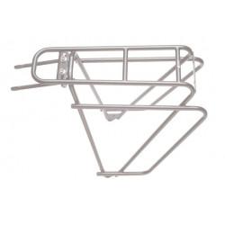 """Tub Logo Classic Rear Rack - Silver 26/28"""""""