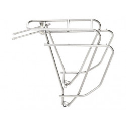 "Tubus Tub Evo Rear Rack - 26/28"" Silver"