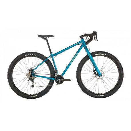 Salsa Fargo Bike - Tiagra - Teal