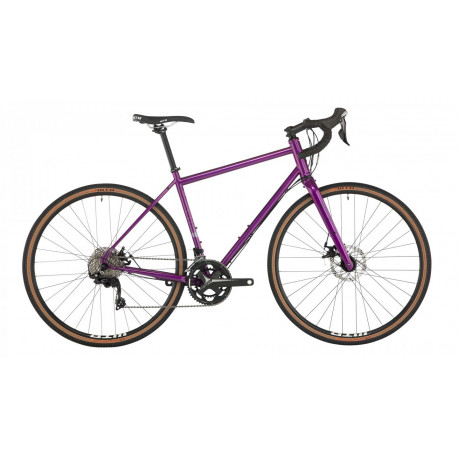Salsa Vaya Bike - Shimano 105 - Purple