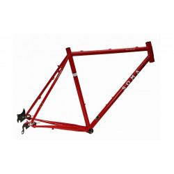 Soma Wolverine Frameset V3 - Orange
