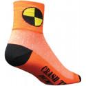 SockGuy Classic Crash Test Dummy Sock