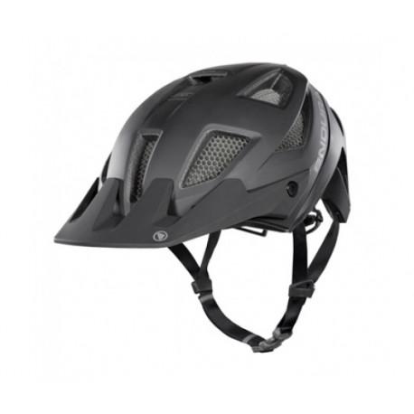 Endura MT500 Helmet: Black