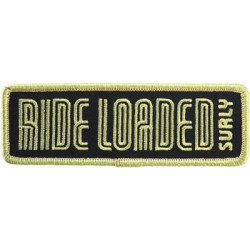 Surly - Ride Loaded Patch