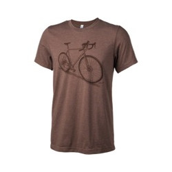 All City Retseck Tee - Brown