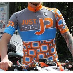 JustPedal Shirt - Oranje
