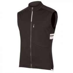 Endura Windchill II Gilet -  Black