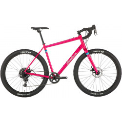 Salsa Journeyman Apex 650b Bike 55.5cm Pink