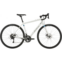 Salsa Journeyman 700c Sora Bike - Wit