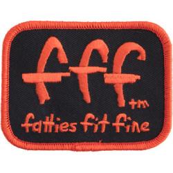 Surly Fatties Fit Fine Patch