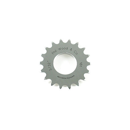 Phil Wood Track Cog 3/32""