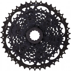 microSHIFT ADVENT Cassette - 8 Speed 12-42T Black