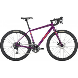 Salsa Journeyman Drop Bar Sora - 650B - Paars