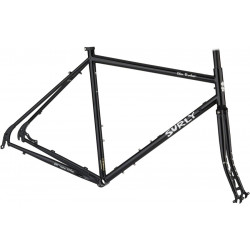 "Surly Disc Trucker Frameset 28"" Black"