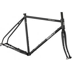 Surly MidNight Special All-Road Frame Kit - Zwart